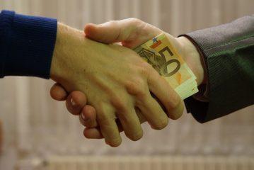 Banque financement garantie